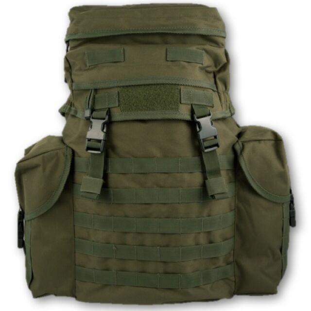 38 LITRE N.I RUCKSACK BERGEN GREEN LOAD CARRIER PATROL PACK BAG HIKING DAYPACK