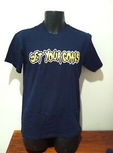 SET-YOUR-GOALS-T-SHIRT-May-I-Never-NEW-OFFICIAL-MERCHANDISE-SIZE-Small