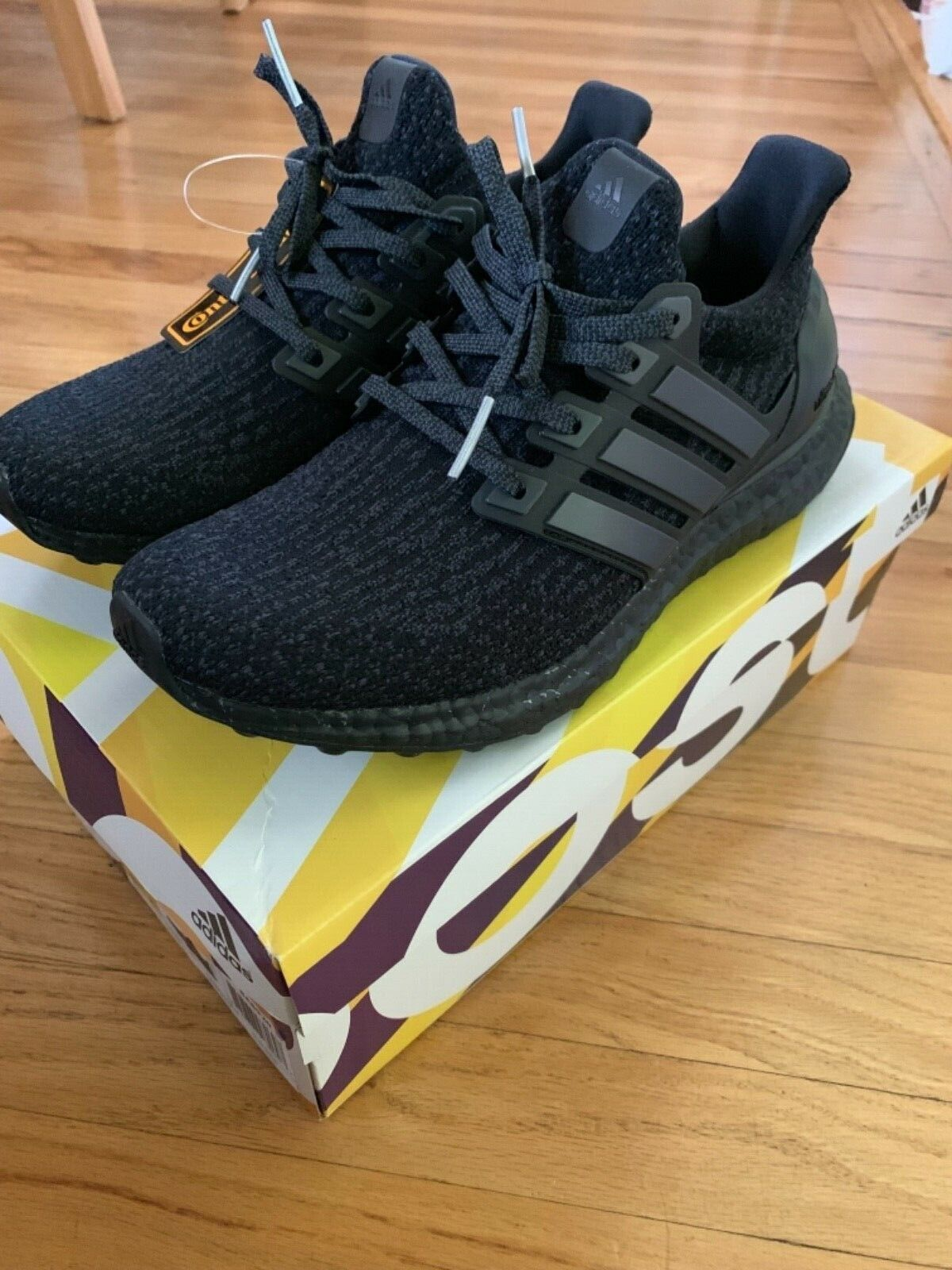 fa68af11d5b adidas Ultra Boost Triple Black 3.0 Ba8920 for sale online
