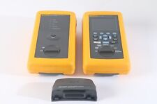 Fluke Dsp 4000 Cable Analyzer And Dsp 4000sr Smart Remote With 1x Dsp Lia013