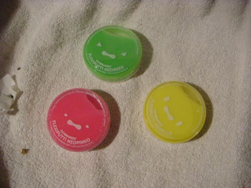 Goobands flexiputti Confezione da 6 colori diversi.