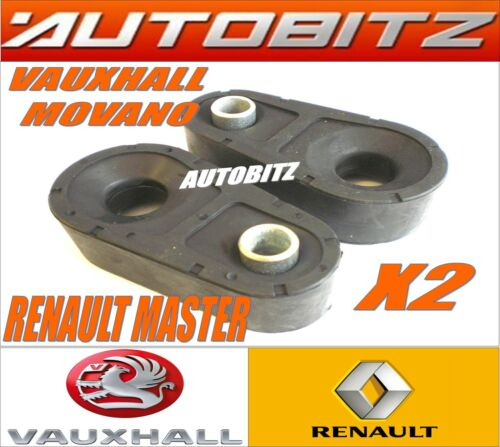 FITS VAUXHALL MOVANO RENAULT MASTER REAR ANTI ROLL BAR STABILISER OUTER D BUSHS