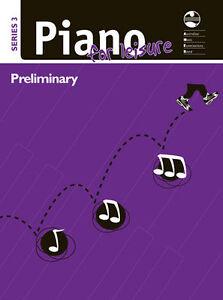 AMEB-Piano-for-Leisure-Series-3-Preliminary-Grade-BRAND-NEW