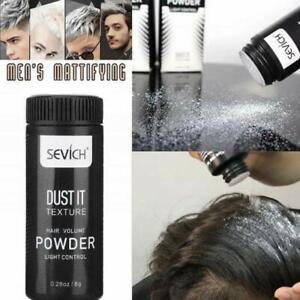 8G-Unisex-Dust-It-Haarpuder-Volumizing-amp-Texturizing-Powder-Steigerung-Verdickun