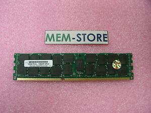 627812-B21 16GB PC3L-10600R Memory HP Proliant DL360 G7 DL370 G7 DL380 G7 DL580
