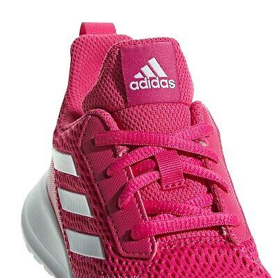 Adidas Alta Kids Trainers Junior Boys Girls School Sport Travel PE Shoes Black