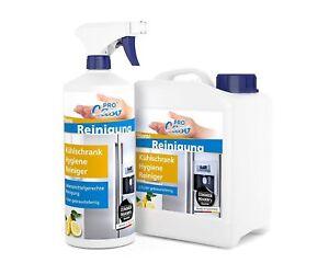 Kühlschrank Hygiene : Procaso kühlschrank hygiene reiniger liter gefrierschrank
