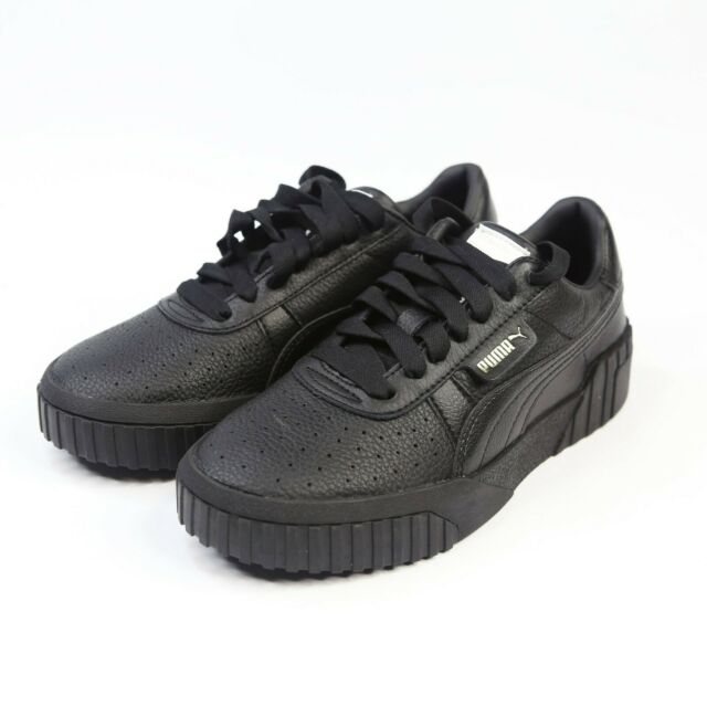 PUMA Cali Women's Sneaker Triple Black