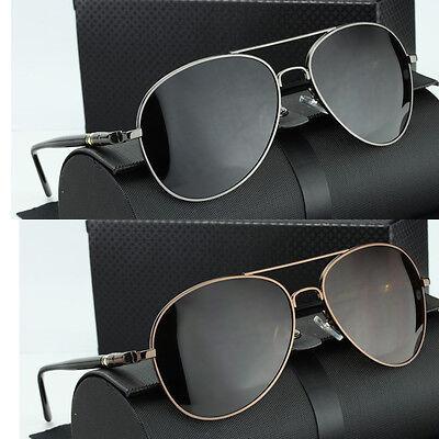 2016 Brand New Mens HD Polarized Sunglasses Outdoor Car Driving Goggles Eyewear