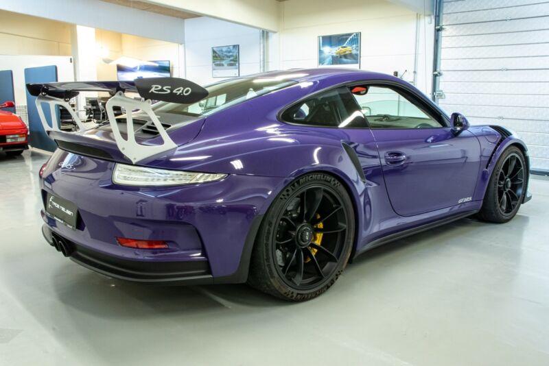 Porsche 911 GT3 RS Coupé PDK - 3