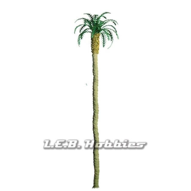 "4//pk 94286 JTT Scenery Green Jacaranda Tree N-Scale 2/"" Professional"