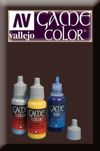 Infatigable Game Color Tinny Tin 72060 Acrylic Paint Vallejo