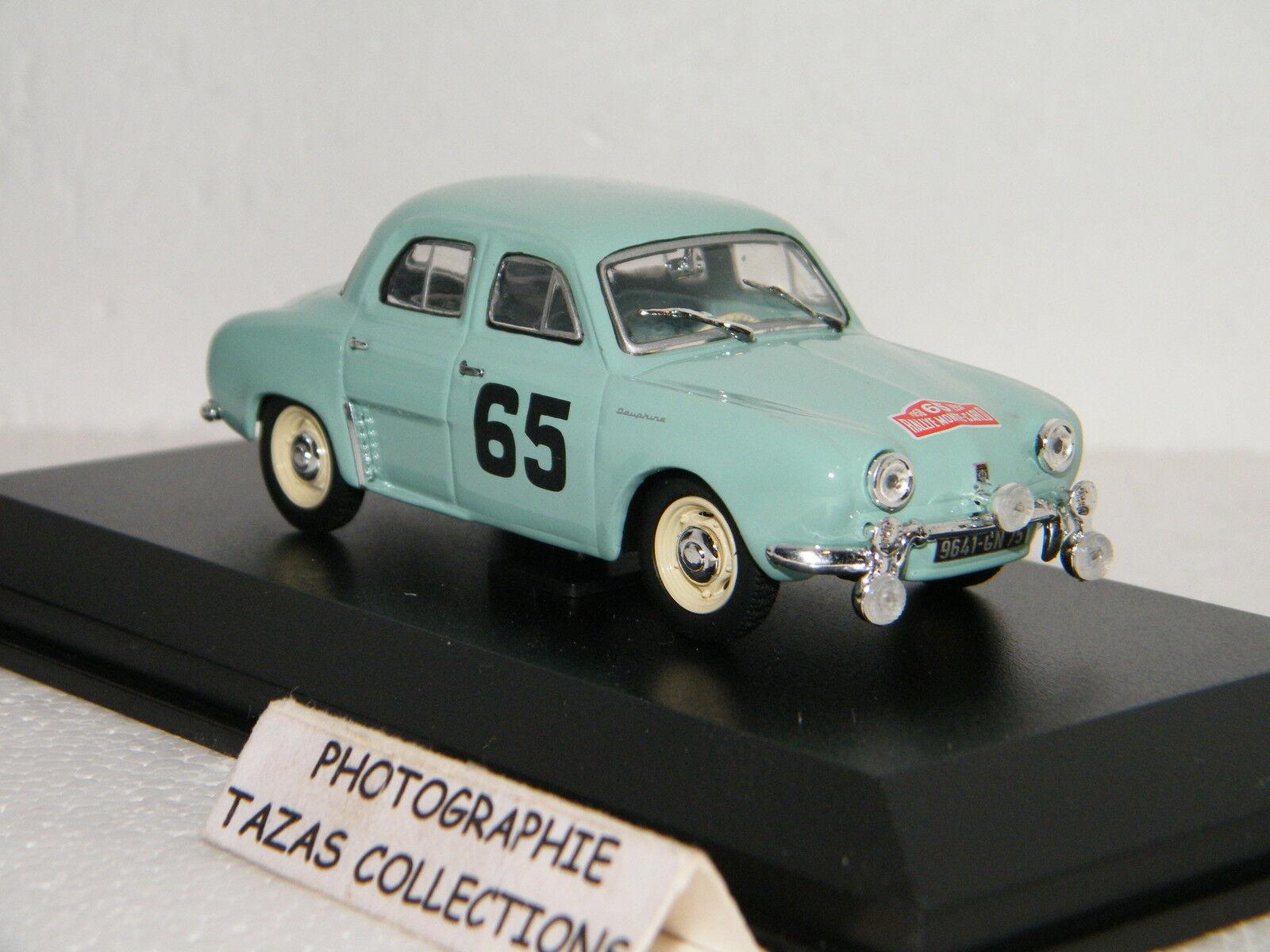 RENAULT DAUPHINE MONTE CARLO 1958 NOREV 1 43 Ref VA870