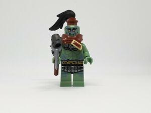 LEGO® Minifigur Ninjago Master of the Mountain Munce / Murt njo603 w weapon axe