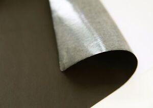 2pcs-Dark-Choco-Faux-leather-FABRIC-STICKER-SHEET-DIY-craft-self-adhesive-FH