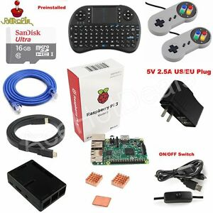 Raspberry-Pi-3-Model-B-Game-Console-Kit