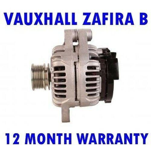 Pour Vauxhall Opel Zafira B 1.9 2005 2006 2007 2008 2009 2010-2015 Alternateur