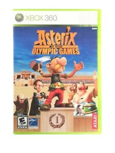 Asterix-at-the-Olympic-Games-Microsoft-Xbox-360-2008-RARE-Complete-TESTED