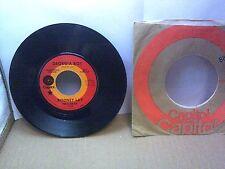 Old 45 RPM Record - Capitol PRO-4959 - Rodney Lay - Georgia Boy / I Don't Wanna