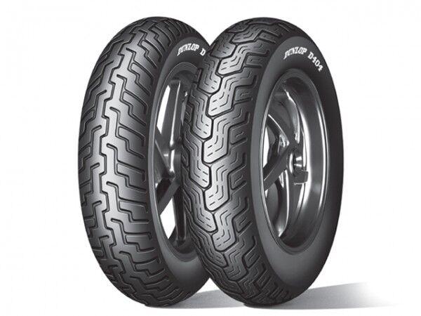 Dunlop Pneumatico 130//70 18 D404 TL YAMAHA 63H FR