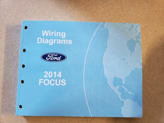 2014 Ford Focus Wiring Diagrams