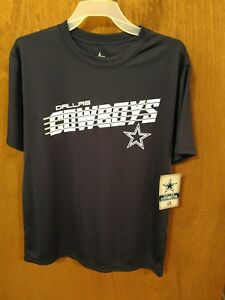 NEW-NFL-Dallas-Cowboys-T-Shirt-Youth-Boys-Size-Medium-12-14