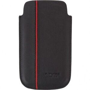 Jaguar f type leather iphone 4 case key holder business card holder image is loading jaguar f type leather iphone 4 case key colourmoves