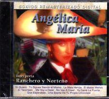 ANGELICA MARIA Interpreta Ranchero y Norteno CD con VICENTE FERNANDEZ Norteño