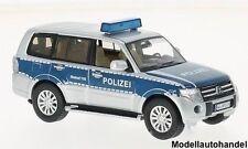 Mitsubishi Pajero Polizei (Deutschland) 2012 1:43 Ixo Premium X