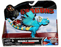 Deadly Nadder Flame Attack Action Dragon Dreamworks How To Train Your Dragon 2