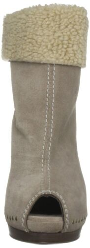Rrp £ 169 BNWB MISS SIXTY taille 5 6 6.5 7 7.5 8 NINA Beige Daim Pointure