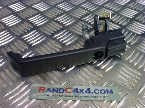 LAND ROVER FRONT DOOR HANDLE LEFT DEFENDER MXC7651 OEM