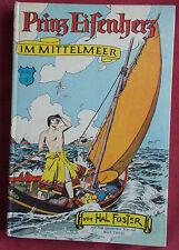 PRINZ EISENHERZ N°3 IM MITTELMEER EO ALLEMAND PRINCE VAILLANT HAL FOSTER
