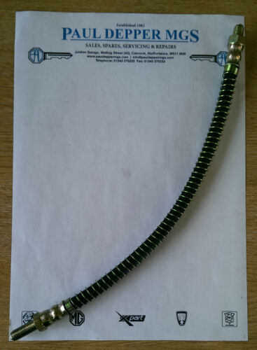 GBH172 MG Late MGB Front Brake Hose