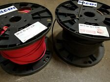30 Feet Belden 8898 18 Awg Test Prod Wire 10000 Volts 15 Ft Red 15 Ft Blk