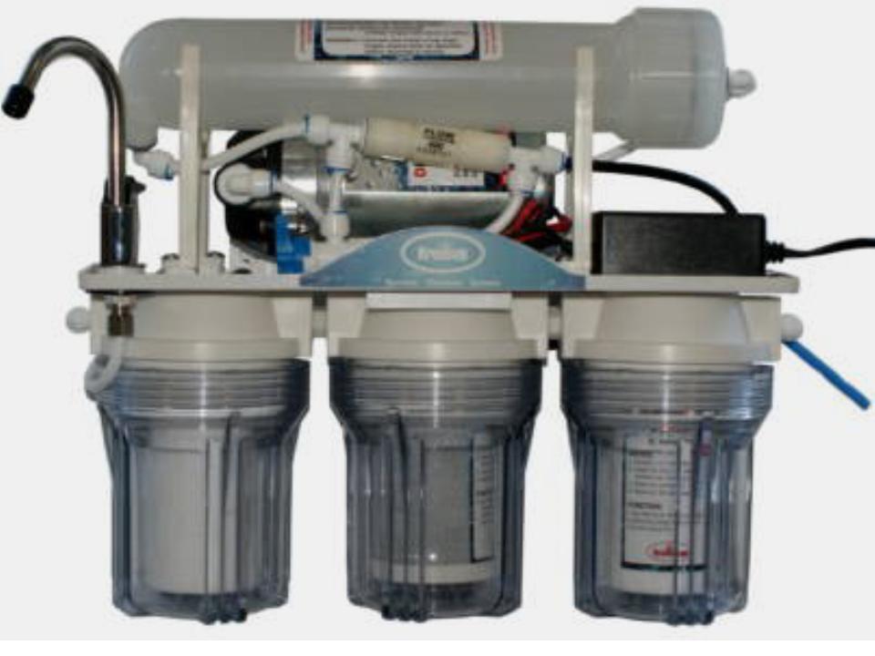 4 Osmosis Inversa Filtro  de Agua Cámping  ¡no ser extrañado!