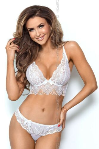 Axami Bra Set v-8231 STRING LINGERIE UNDERWIRED CUP 65 70 75 80 85 ABCDE SMLXL