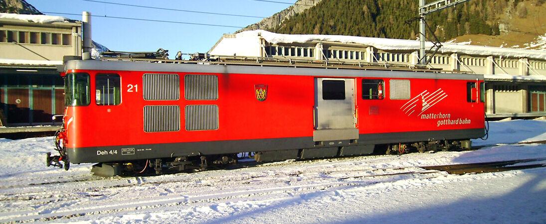 BEMO 1263551 elettro-INGRANAGGIO-Borsaagli trainante carrello livello 4/4 21 MGB h0m