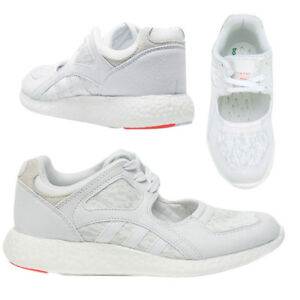 best service b8c73 39a4e Image is loading Adidas-Originals-EQT-Racing-91-16-White-Cut-