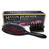 Mason Pearson Hair Brush Bn2 'junior Bristle & Nylon'