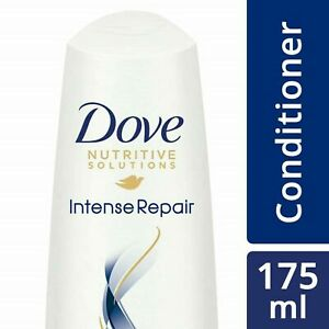 Dove Intense Repair Conditioner For Damaged & Frizzy Hair 175ml