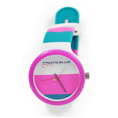 McKENZIE SILICONE UNISEX JELLY WATCHES FUNKY COLOURS 2015 FASHION
