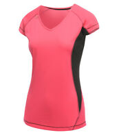 Regatta Ladies Performance T-shirt Top - Breathable Moisure Wicking Quick Drying