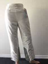Prada telca tecnica ski pants,white-NWT SZE 38