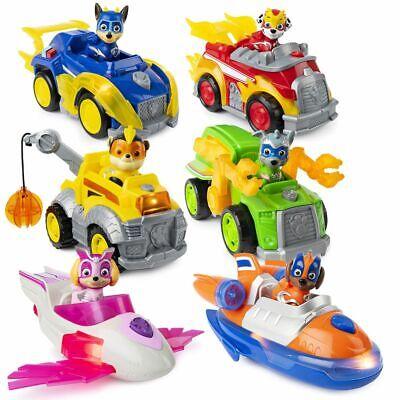 Mighty PupsDeluxe Fahrzeuge mit Licht Sound und Spiel-FigurPaw Patrol