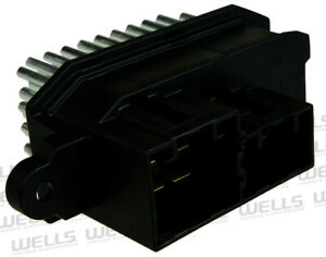HVAC Blower Motor Resistor WVE BY NTK 4P1789 fits 2013 Dodge Dart