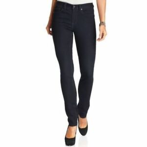 NEW-Calvin-Klein-Jeans-Womens-Ultimate-Skinny-Slim-Fit-Jean-Rinse-Size-4-x-30