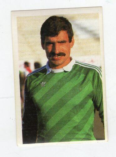 FIGURINA CALCIO FLASH MEXICO 1986 IRAQ FATTAH NUMERO 189 JJ