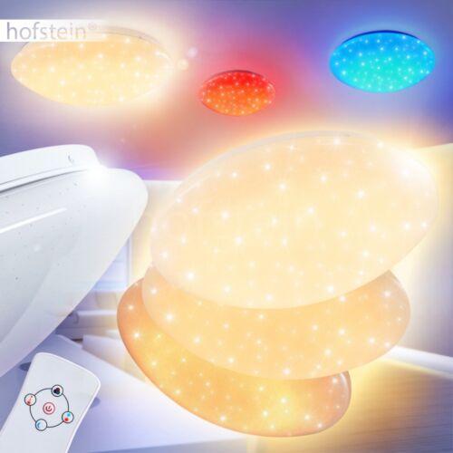 Sternen Himmel Decken Lampen RGB LED Farbwechsler Flur Wohn Zimmer Fernbedienung