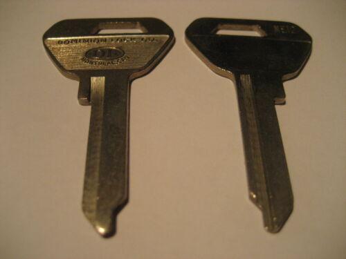 Volvo Amazon bis 1973 Schlüsselrohling Zündschloß DL Profil NE12